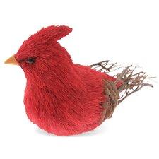 Cardinal Sitting (Set of 2)
