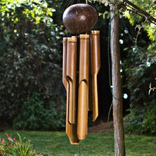 Natural Bamboo Wind Chime