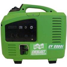 2200 Watt CARB Gasoline Inverter Generator