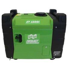 3100 Watt CARB Gasoline Inverter Generator