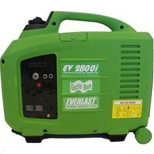 2800 Watt CARB Gasoline Inverter Generator with Wireless Remote