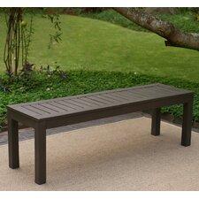 Alfresco Wood Picnic Bench