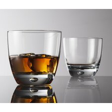 Ambiance 10 oz. Double Old Fashioned Glass (Set of 4)