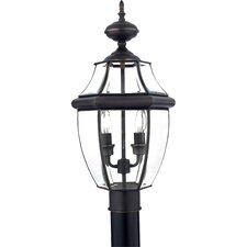 Large 2 Light Lantern Head