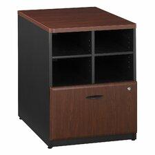 """Series A 29.803"""" x 23.54"""" W Desk File Pedestal"""