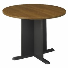 3.4' Circular Conference Table