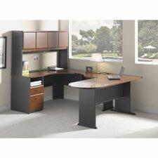 Series A U-Shape Desk Office Suite