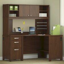 Envoy 3-Piece L-Shape Desk Office Suite