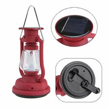 Solar Power Emergency Camping Portable Lantern
