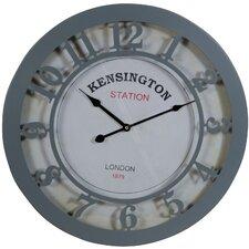 Analoge Wanduhr Kensington Station 50 cm