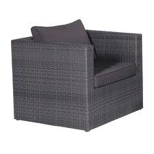 Lounge-Sessel Venedig mit Kissen