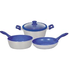 4 Piece Non-Stick Cookware Set
