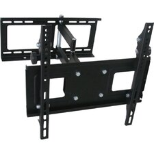 """TygerClaw Full Motion Universal Wall Mount for 23""""-42"""" Flat Panel Screens"""