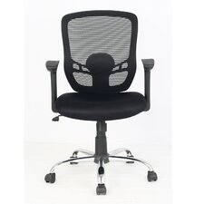 Tygerclaw Mid-Back Mesh Office Chair