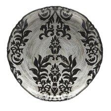 "Damask 9"" Salad Plate"