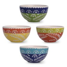 Viva La Fiesta Bowl (Set of 4)