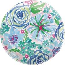 """Spring Garden 8"""" Melamine Salad Plate (Set of 4)"""