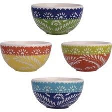 Viva La Fiesta Bowl (Set of 4)