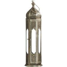 Firefly Tall Moroccan Metal Lantern