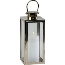 Firefly Platinum Tall Square Lantern