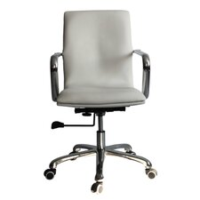 Confreto Mid-Back Leatherette Conference Office Chair