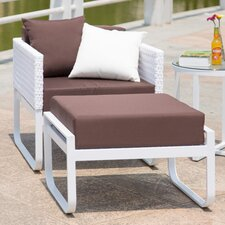 Ultra Outdoor Lounge Chair with Cushion