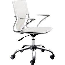 Elegant Mid-Back Office Chair