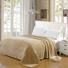 Premium Pinstripe Woven Fabric Blanket