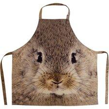 Schürze Rabbit aus Baumwolle