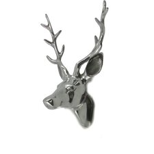 Deer Wall Head Sculpture