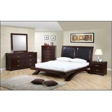 Radcliff 5 Piece Sleigh Bedroom Set
