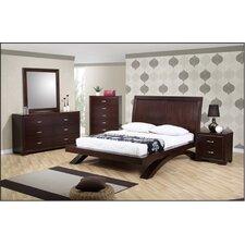 Radcliff Platform Customizable Bedroom Set