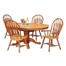 Sunset Selections 5 Piece Dining Set