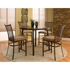 Casual Dining 5 Piece Dining Set
