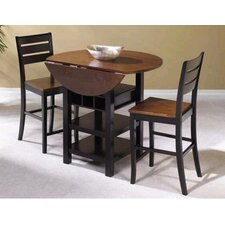 Quincy 3 Piece Pub Table Set
