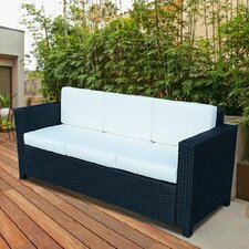 3 Seater Sofa with Cushions