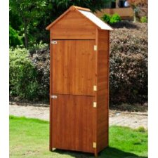6 x 2 Wooden Tool Shed