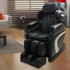 Luxury Reclining Leather Massage Chair Automatic Zero Gravity Relax