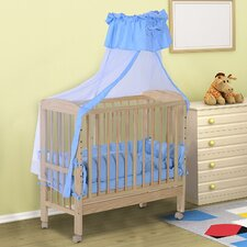 Convertible Cot Set with Mattress