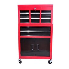 Portable Roll Cab Cabinet Garage Storage Toolbox Trolley