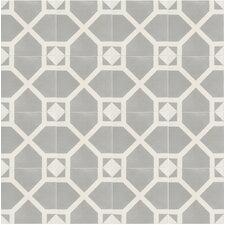 "Amoud 8"" x 8"" Handmade Cement Tile"
