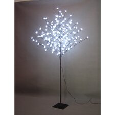 Lichterbaum mit LED-Beleuchtung
