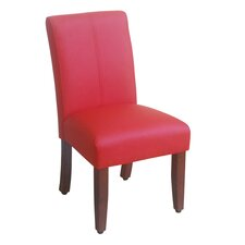 Parsons Kids Faux Leather Desk Chair (Set of 2)