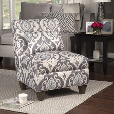 Slate Large Slipper Chair