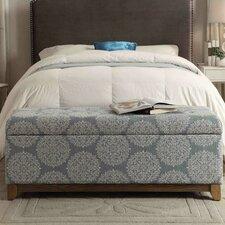 Apron Wood Storage Bedroom Bench