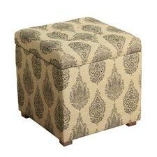 Fashion Cube Storage Ottoman