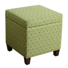 Fashion Pop Storage Cube Ottoman