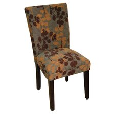 Kinfine Classic Upholstered Parsons Chair