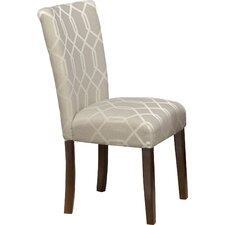 Traditional Parsons Chair (Set of 2)