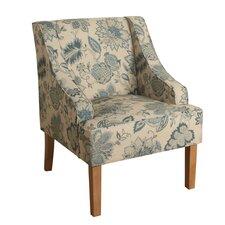 Finley Home Lexie Swoop Armchair